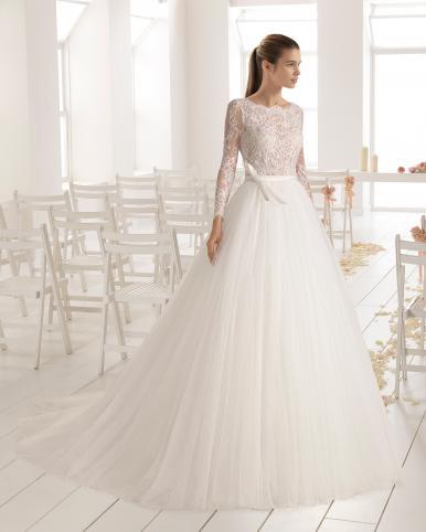 fe147517cf1 Свадебные платья Aire Barcelona by Rosa Clara в бутике WedYou ...