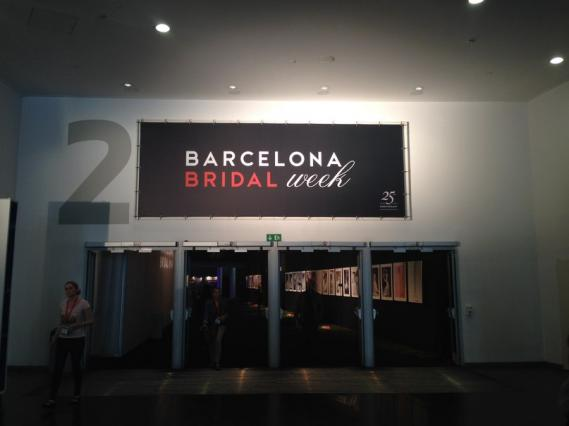 NOVIAESPANA International Professional Trade Fair. Barcelona Bridal Week