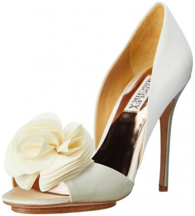 Blossom d Orsay Pump Ivory