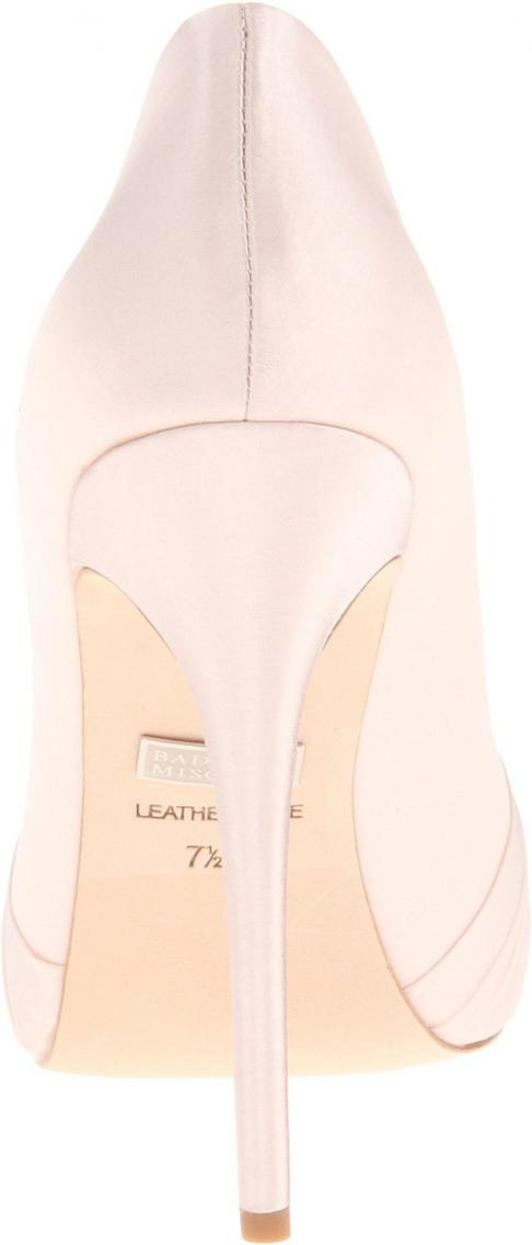 Pettal Platform Pump Light Pink