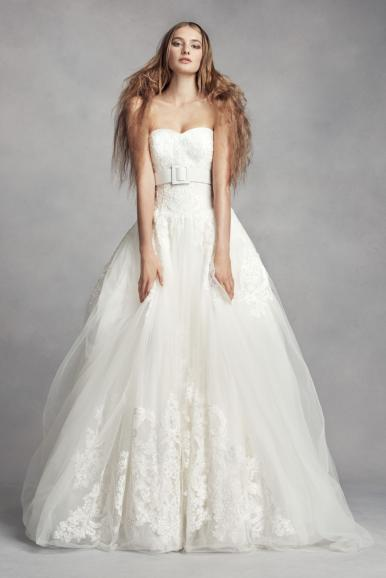 Цена свадебные платья vera wang